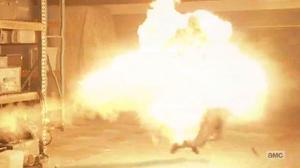 TTR Leo blown up