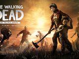 Ходячие мертвецы (видеоигра): Четвёртый сезон