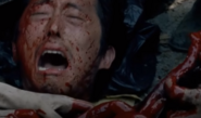 Glenn Fake Death