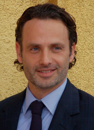 Andrew Lincoln 2012