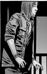 Dwight Looking Like Carl Top Adlard