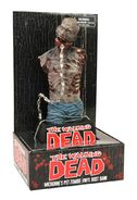 Michonne's Pet Zombie Vinyl Bust Bank