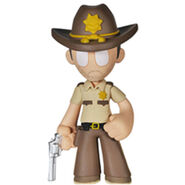 Rick Grimes (Mistery Minis)