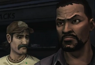 Kenny and Angry Lee
