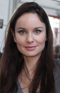 Sarah Wayne Callies January 2015