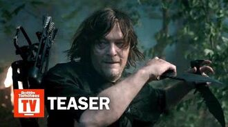 The Walking Dead Season 10 Teaser 'Silence' Rotten Tomatoes TV