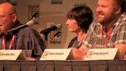 SDCC '10 AMC's The Walking Dead Panel Part 5