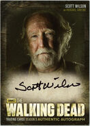 Auto 1-Scott Wilson as Hershel Greene
