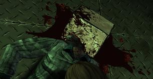 Larry dead