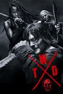 TWD Season 10 poster
