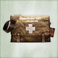 Walking Dead Two Person Survival Kit 2