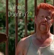 Who's Deanna?