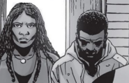 Michonne & Vincent 150