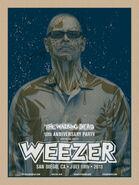 Weezer Blue 3