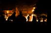 AMC 609 Horde Approaching Fire