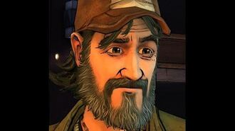 The walking dead game - Genius Kenny