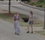 Elberta McKnight & Teenage Girl (Killer Within)