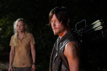 daryl and beth dating