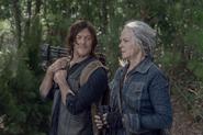 10x06 Daryl and Carol special bond