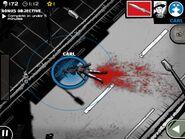 Carl (Assault) close range kill