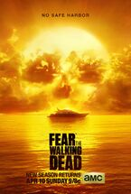 AMC FTWD 2 Key Art