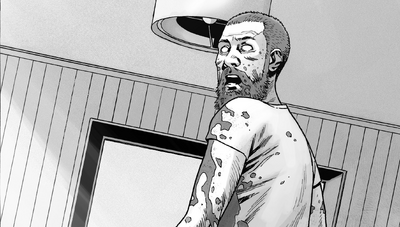 Rick is zombi