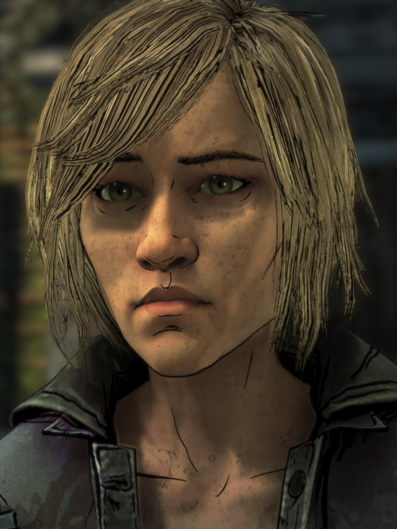 Violet (Video Game) | Walking Dead Wiki | FANDOM powered by Wikia