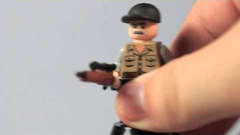 (Better Quality) Custom LEGO The Walking Dead Figures Part 1