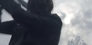 Negan Kills Hilltoper