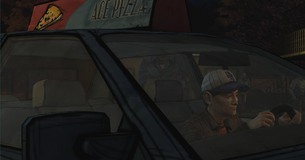 Glenn's car 3