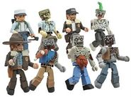 Walking Dead Minimates Series 1 Asst.