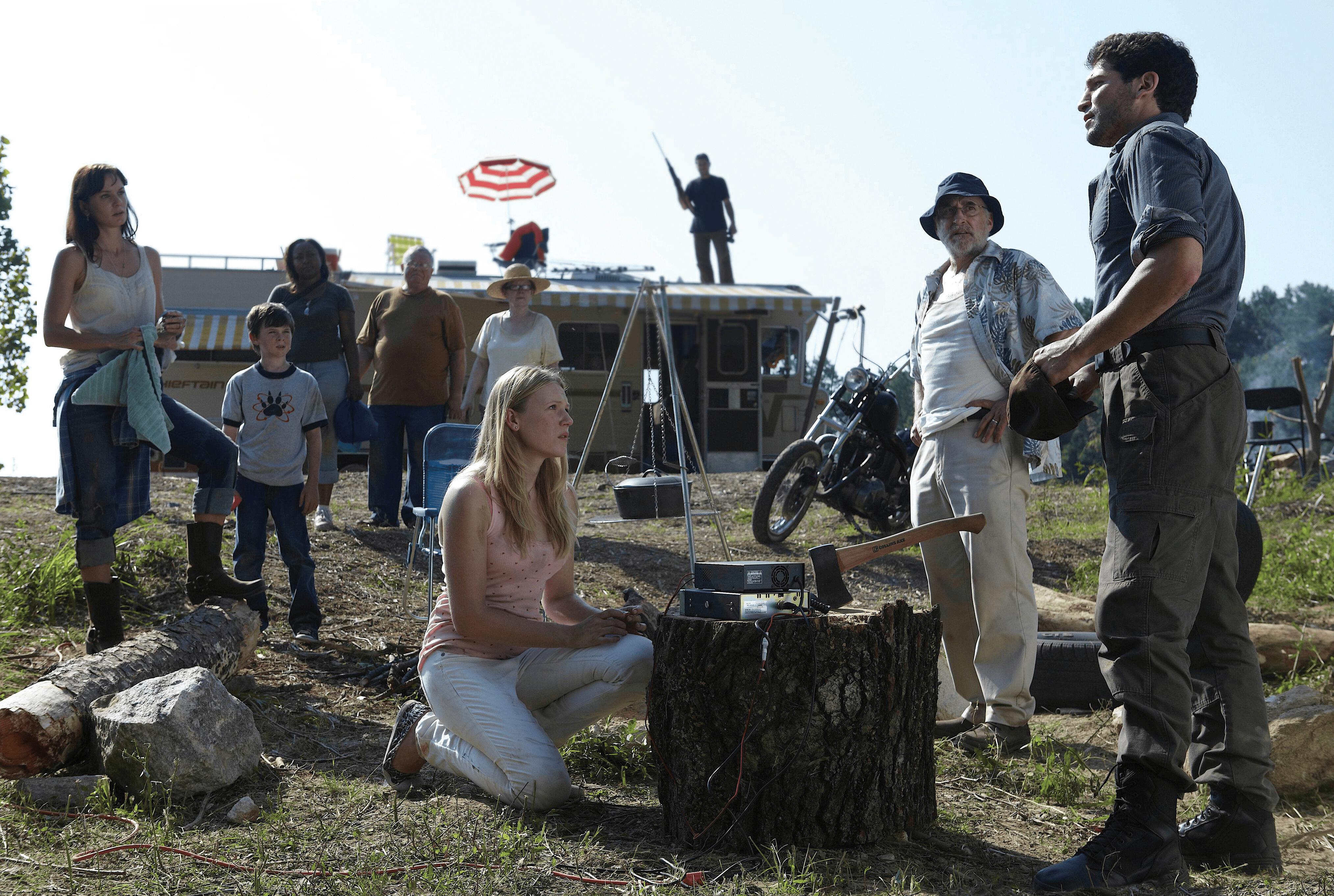. Days Gone Bye  TV Series    Walking Dead Wiki   FANDOM powered by Wikia