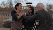 A Hershel handed Glenn