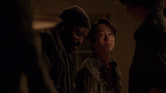 FG Tyreese and Glenn flashback