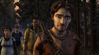 The walking dead game - Genius Luke