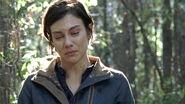 Maggie rhee putting down sasha