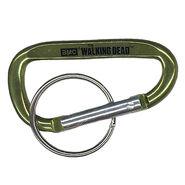 The Walking Dead - Carabiner Clip (Season 2) - GREEN (2.5 inch)