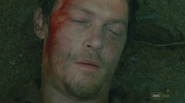 S02E05 Norman Reedus as Daryl Dixon on Walking Dead 3