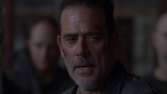 Negan after killing Simon S8E15
