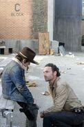 Walking-dead-chandler-riggs-andrew-lincoln-welcome-to-tombs-amc