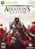 Assassins Creed II Cover