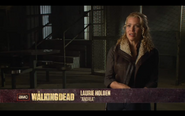 Laurie Holden TSK