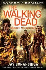 The Walking Dead novel sandd