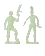 Abraham pvc figure 2-pack (glow-in-the-dark) 2