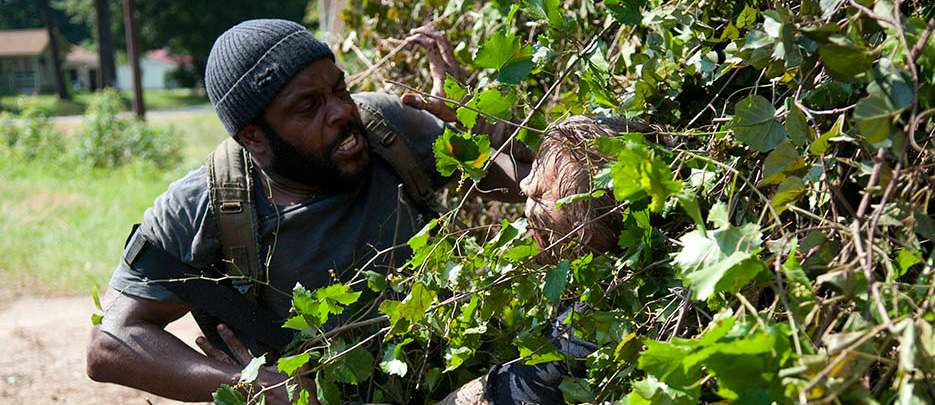 Image - Tyreese-Indifference-The-Walking-Dead-4-Temporada.jpg ...