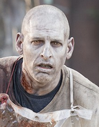 NS Terminus Butcher Zombie