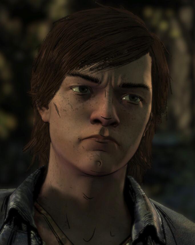Mitch (Video Game)   Walking Dead Wiki   FANDOM powered by Wikia