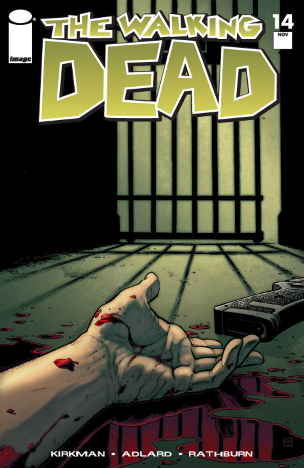 Cover Gallery Issue 14 Walking Dead