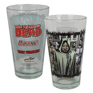Michonne Comic Series Pint Glass