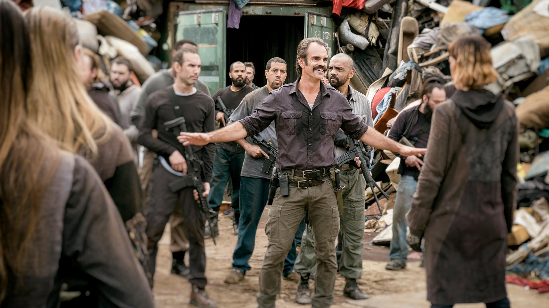 The Lost And The Plunderers Walking Dead Wiki Fandom